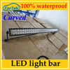 100%waterproof curved auto led led light bar high quality wholesale off road