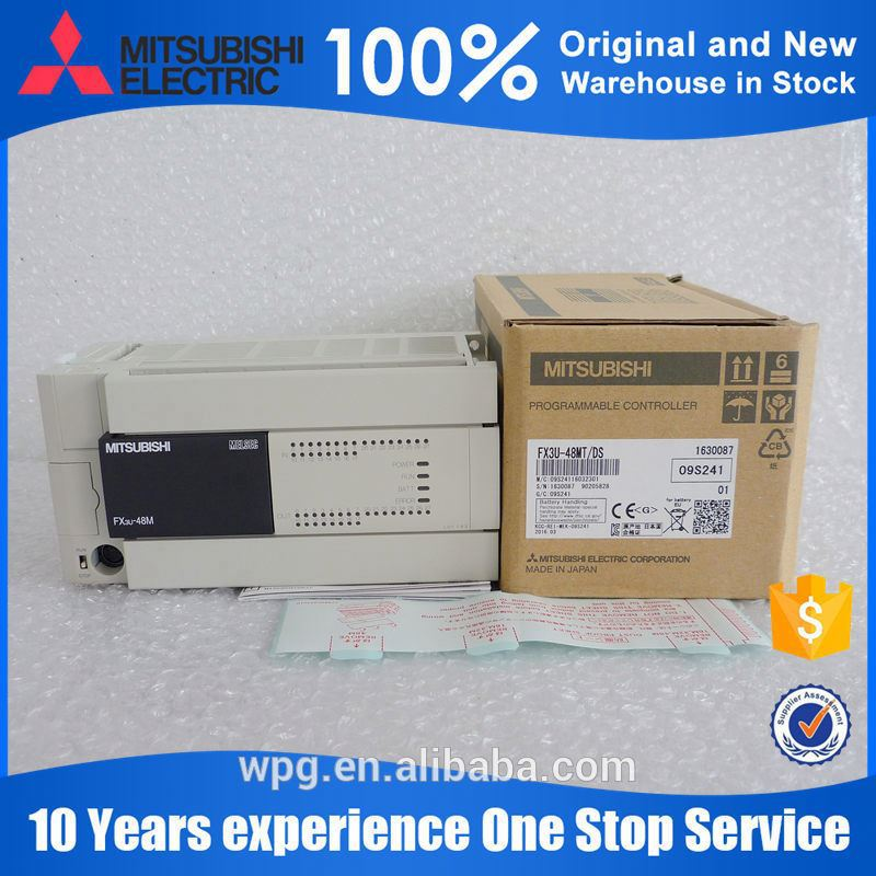 100% New Original mitsubishi plc basics FX-10DM-E