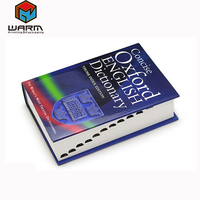 Softcover High Quality Oxford English book Dictionary Printing Services