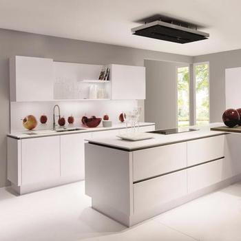 2018 Moderen Tinggi Gloss Lacquer Mini Dapur Cabinet Dapur Kecil