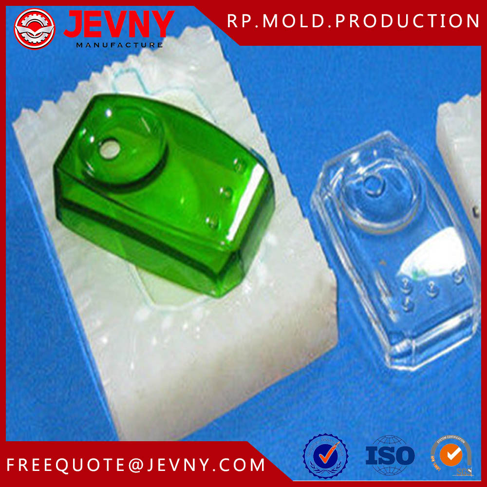 Silicone Mould Polyurethane PC Transparent Green Rapid Prototype