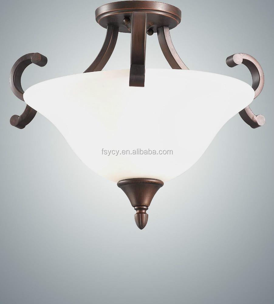 Modern Ceiling Lamp Smi Flush Mounted