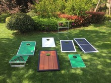 Cornhole Bean Bag Toss Game set for garden game