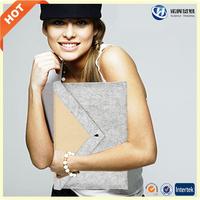 TOP 10 manufacturer customize 13 15.6 17 inch cheap felt laptop sleeve bag