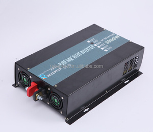 Inverter Manufacturer, 1000W, DC 12/24/48/110V, AC 110/220V Pure Sine Wave Solar/Car/Appliance Power System Inverter