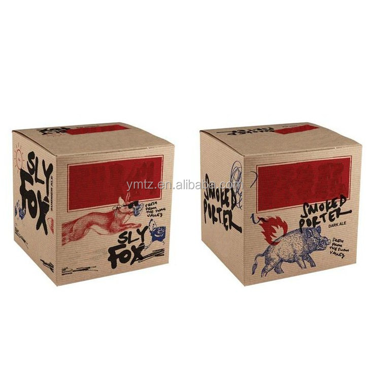 The Latest Unique Design Corrugated Paper Packaging Boxes For Gift ...