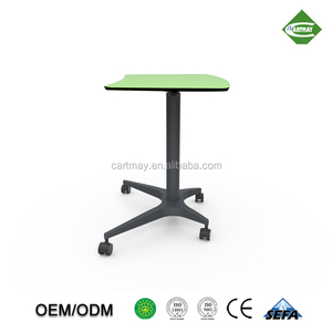 BEST QUALITY INDUSTRIAL CRANK TABLE , ADJUSTABLE HEIGHT BAR & RESTAURANT TABLE, DINING TABLE