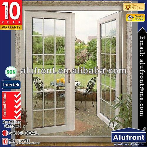 jn serie aluminio columpio puerta para el jardn trmicabreak aluminio bisagras