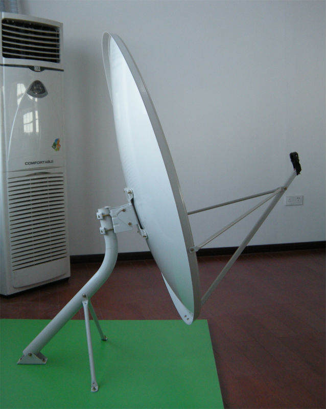 120cm offset satellite dish (hot sale)