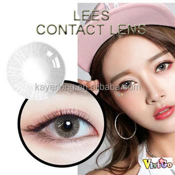 0bdf1127468829 Nouvelle arrivée CORÉE modèle lentilles de contact de couleur, 1 ...