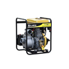 DP30E 3 Inch electric diesel water pump 186 engine 12.5L fuel tank