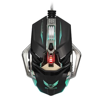 Zerodate H900 Professional Wired Gaming Mouse Backlight 4000dpi Computer  Mouse Gamer Optical With Avago A3050 Sensor - Buy Zerodate H900,Wired  Gaming