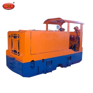 Explosion Proof Railway Diesel Electric Locomotive For Sale