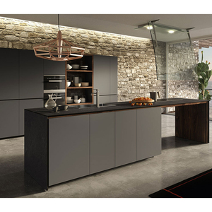 Aluminium Kitchen Furniture Modern Wholesale Kitchen Furniture