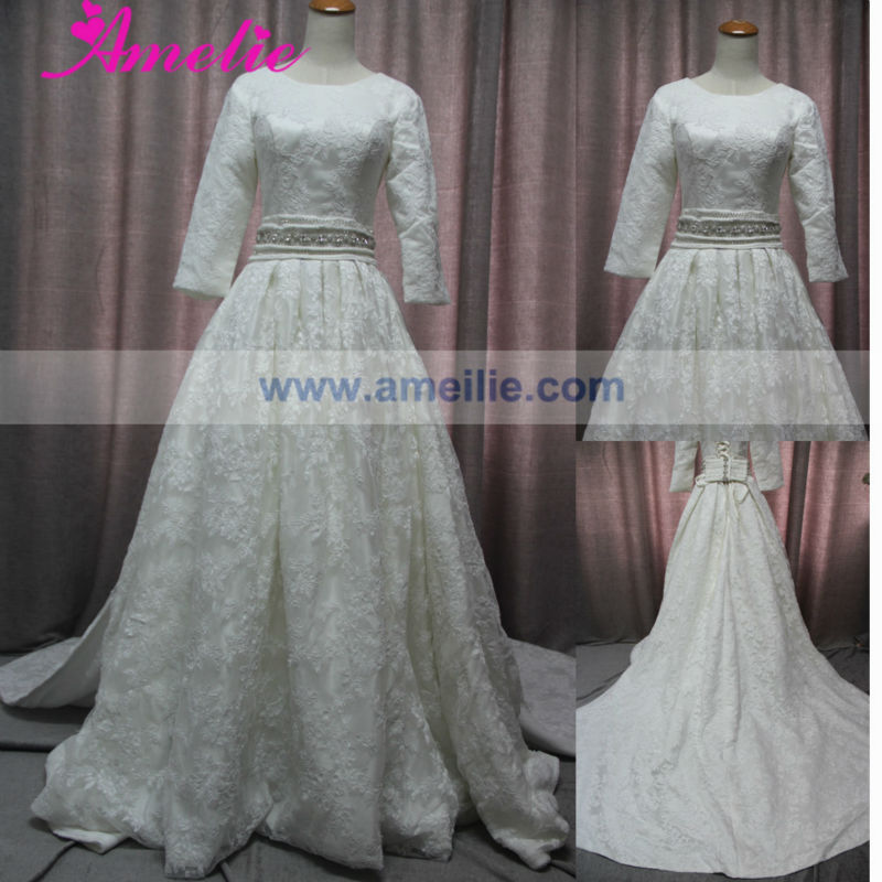 Bosnian islamic wedding dress
