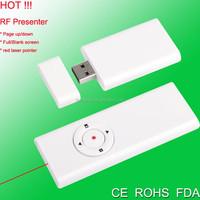 powerpoint wireless presentation laser pointer