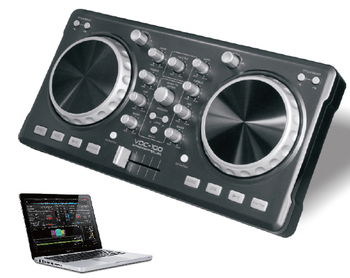 Virtual dj 8 + crack 100 % working with all controller.
