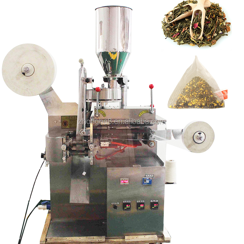 Economic Type Vertical Tea Packing Machine Bag Automatic