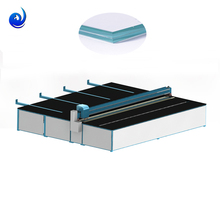 Professional Semi Automatic Laminated Glass Cutting Machine
