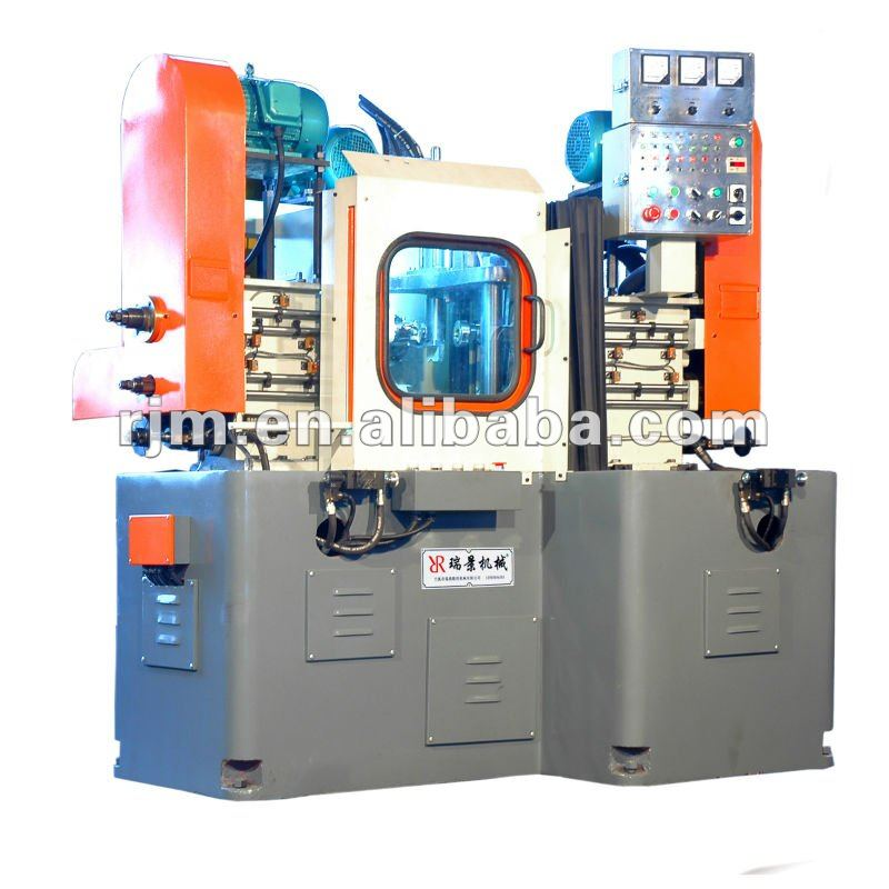 RZT-6-S 3 way 6 spindles lIft type drilling tapping facing machine For facuet