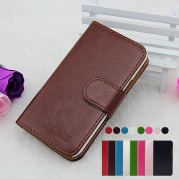 Wholesale High Quality Stand Wallet Flip Leather Case For Samsung Galaxy Pocket Neo S5310