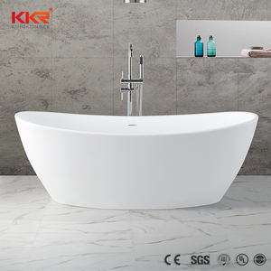 indoor freestanding natural stone bathtub for sale