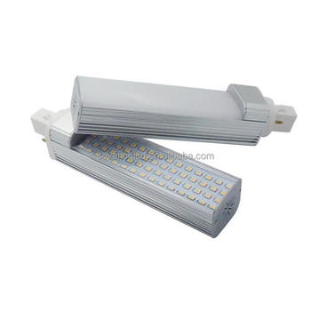 12w GX24 4 pin dimmable led pl light 50000HRS long lifetime