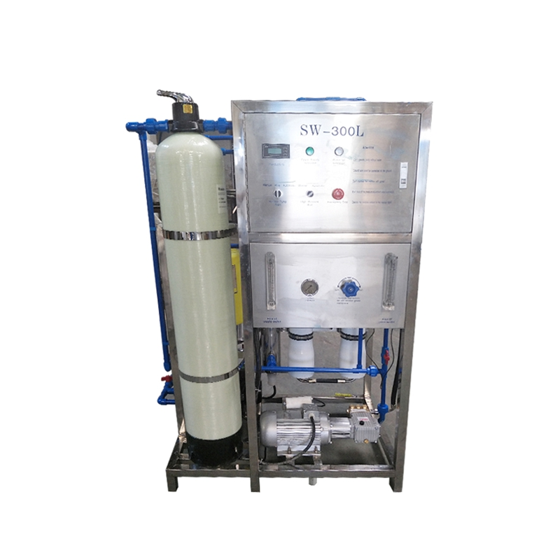 Gold Supplier Reverse Osmosis System RO Seawater Desalination Desalt Water