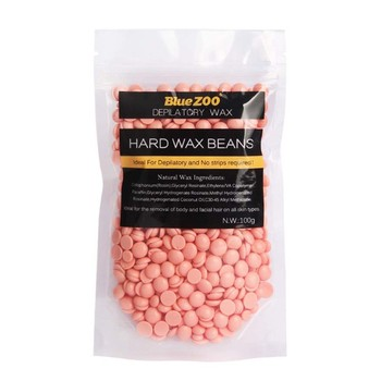 Amazon Top Selling High Quality 100g Rose Hard Wax Beans For Hair Removal -  Buy 100g Hard Wax Beans,Rose Hard Wax Beans,Bluezoo Brand High Quality