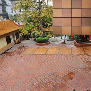 mpb 004 non slip edging tiles flooring courtyard garden path tile designs - Garden Tiles