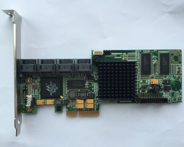 Used and tested working JBOD RAID controller card server RAID EX8350