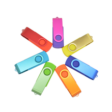 64GB Swivel USB 2.0 Memory Thumb Stick Flash Pen Drives Storage U Disk Gift