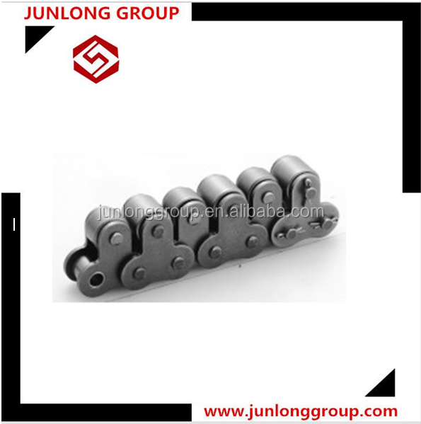 industrial overhead conveyor chain with top roller C2040-1LTR
