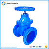ANSI standard gate valve dn100 For large industrial use