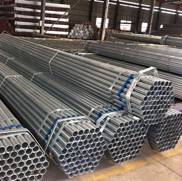 New products hot galvanized steel pipe made in China