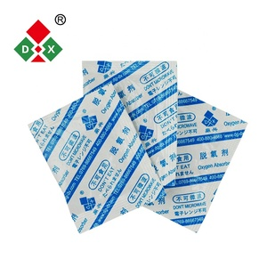 Hot Selling 30cc Oxygen Absorber Packet for Nuts