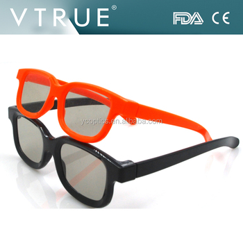 eb6e1ba4249 Best Selling Plastic Linear Polarized 3d Glasses For Movies - Buy ...