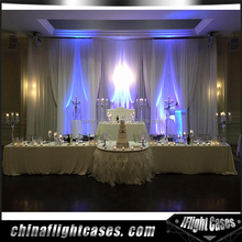 Latest mariage wedding accessories decoration background stage decoration