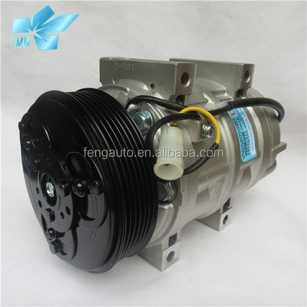 a/c conditioning auto compressor DKS17CH for volvo s80