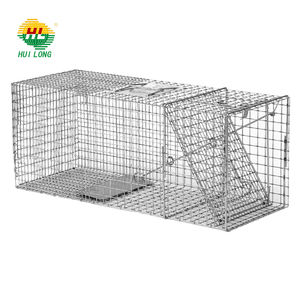 2017 eco-friendly dog trap cage