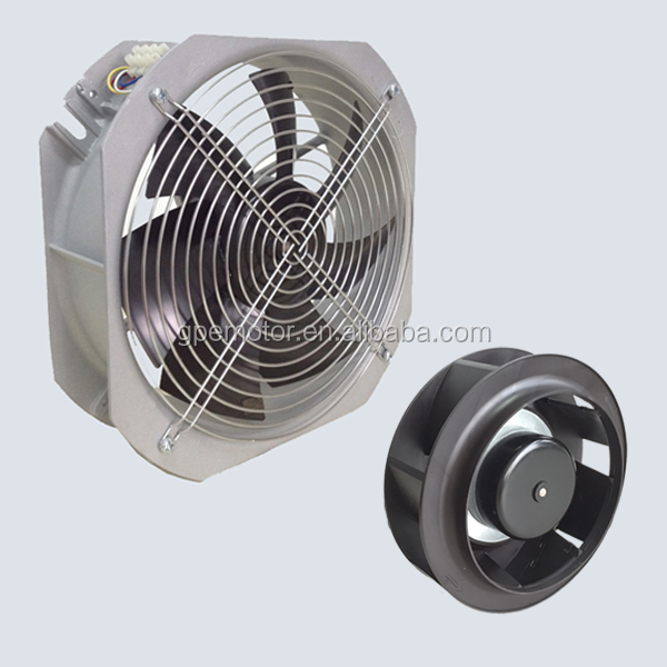 220VDC AC Heating system centrifugal radial fan