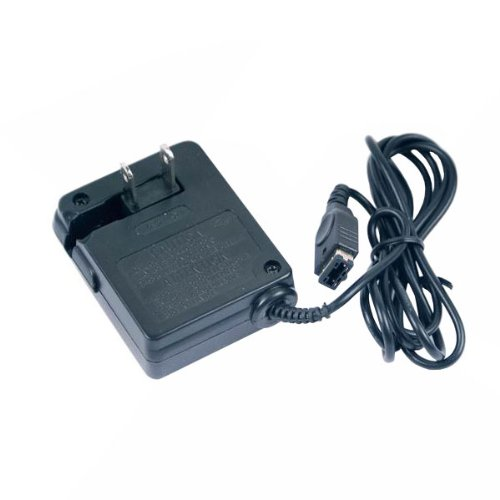 OSTENT US AC Home Wall Power Supply Charger Adapter Cable Compatible for Nintendo DS NDS GBA SP