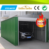 waterproof house easy build automatic bicycle garage used