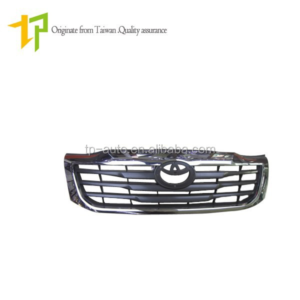 China Supplier Auto Radiator Grille/ Griil/ Air Grille For Toyota ...