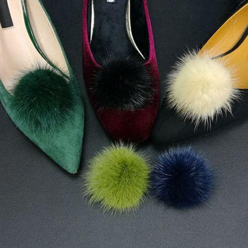 Petite Lapin Fausse Clips Boule Agrafes Pompons Buy Fourrure Pom De Sur Bottes Snap La Chaussures 3SAjc5RLq4