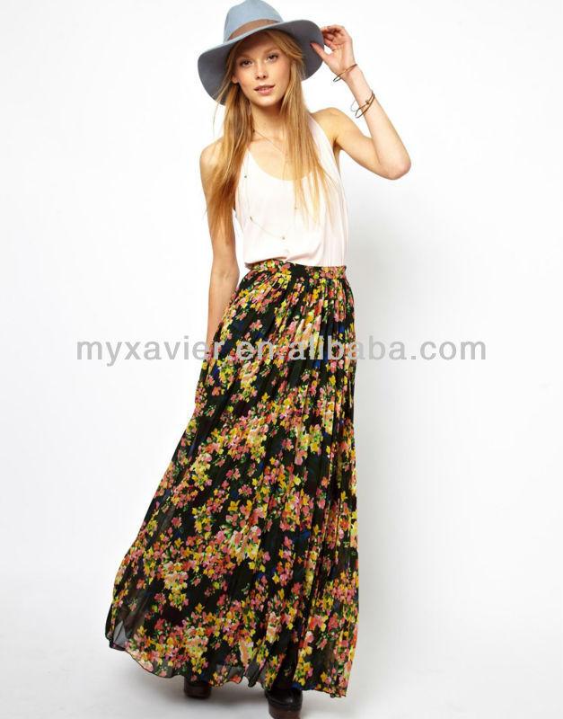 1482e8e52a Indian long style skirts(S7055)