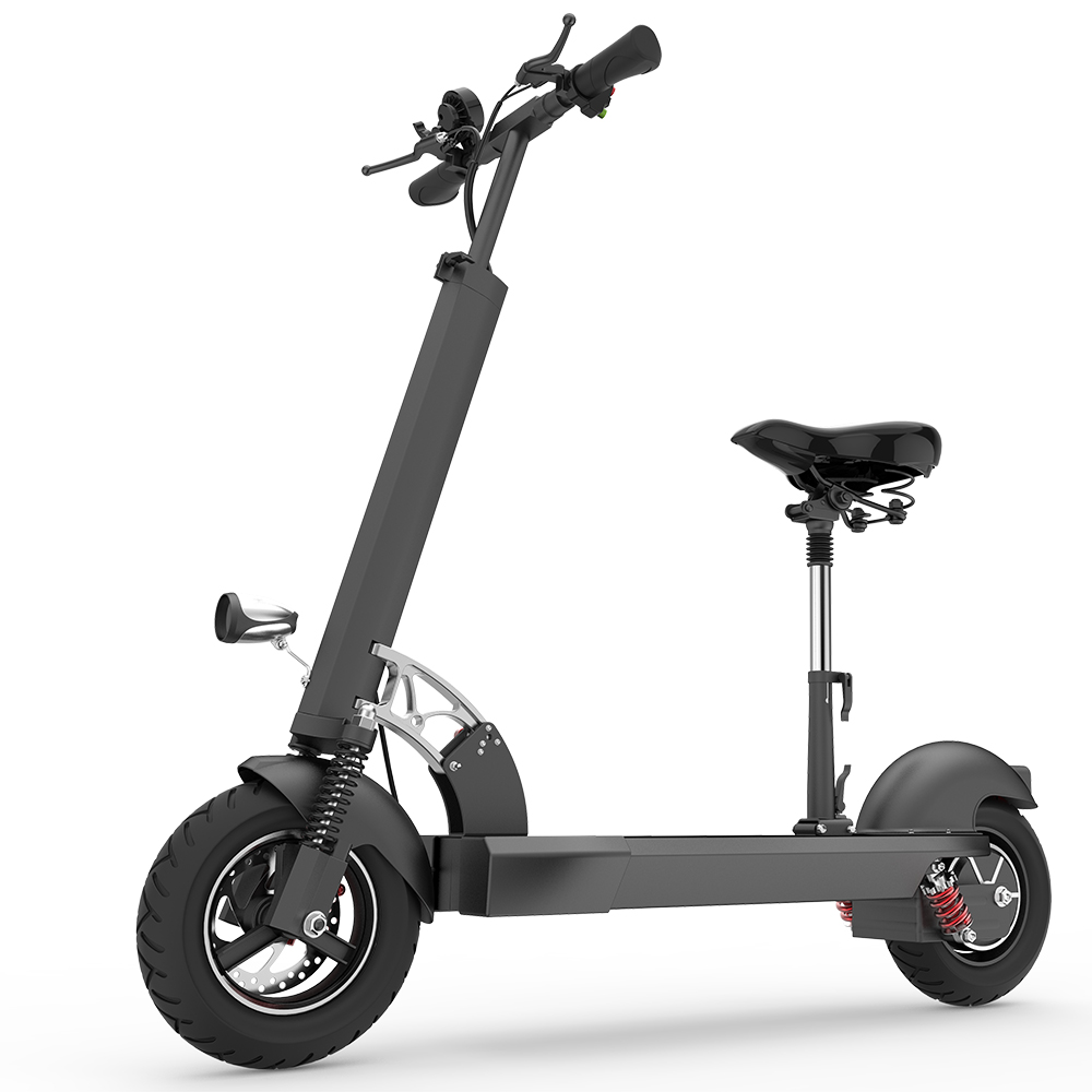 2019 fat tire dual motor foldable electric scooter powerful 2000w, All color