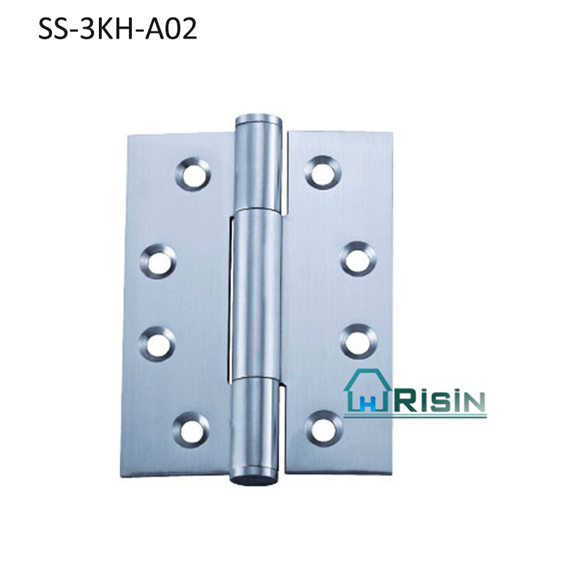 Stainless Steel 3 Knuckle Door Hinge
