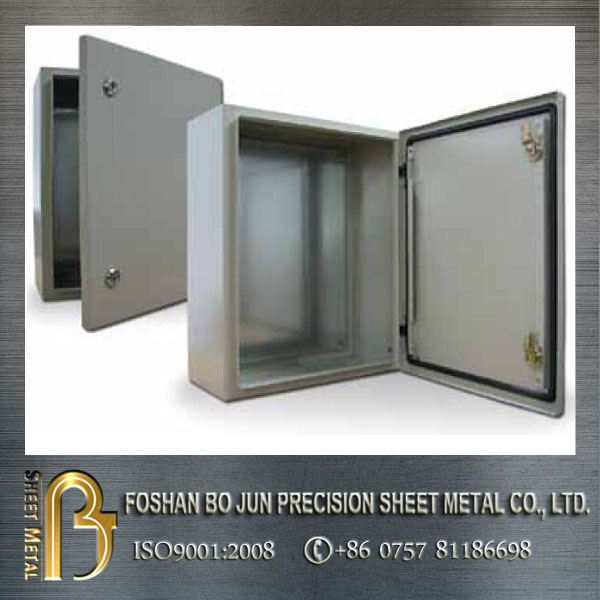 Natural, Exterior Polished, Internal Panel   Clear Zinc Plate Cable Junction  Box Part 85