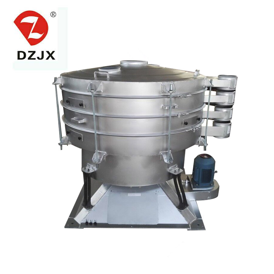 sea salt production screening sieving sifter machine
